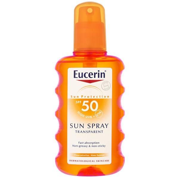 اسپری ضد آفتاب اوسرین Sun Protection SPF50 حجم ۲۰۰ میلی لیتر
