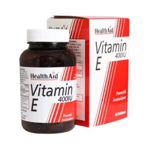 ویتامین ایی 400 هلث اید