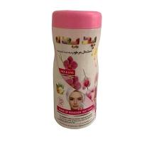 دستمال مرطوب پاک کننده آرایش پدیده مدل E10 بسته ۷۰ عددی