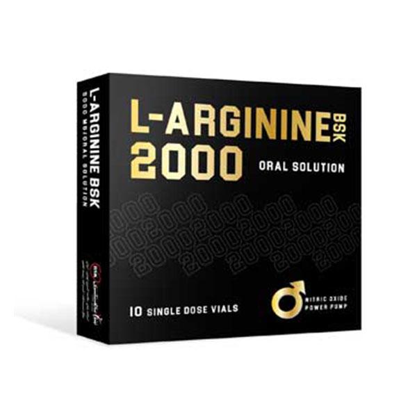 مولتی ویتامین ال آرژنین Arginine BSK 2000 بی اس کی