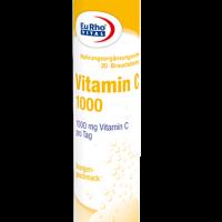 قرص جوشان ویتامین ث ۱۰۰۰ یوروویتال