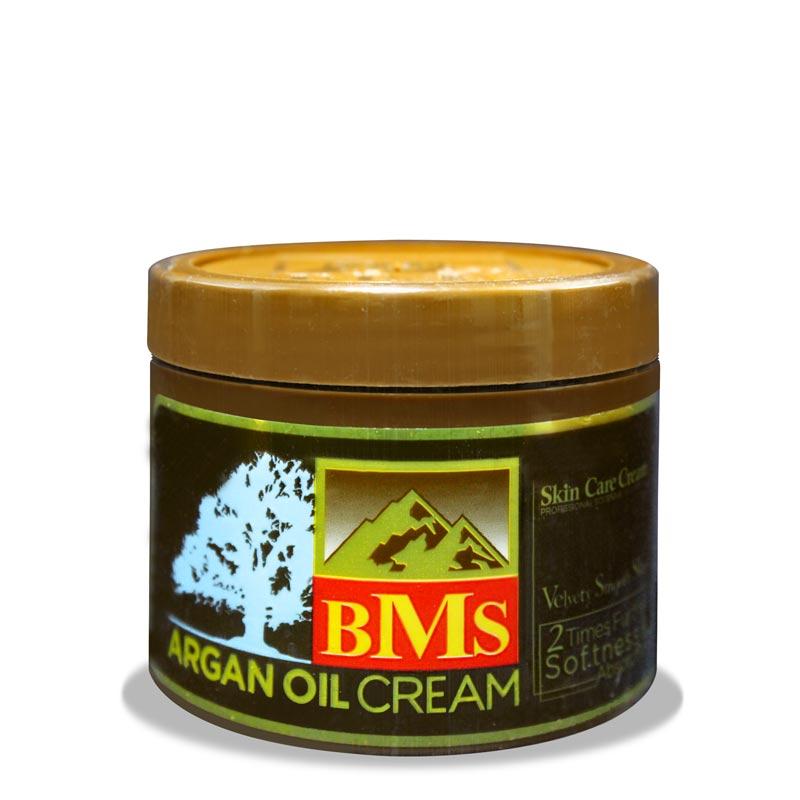 کرم آرگان بی ام اس BMS Argan Oil Cream