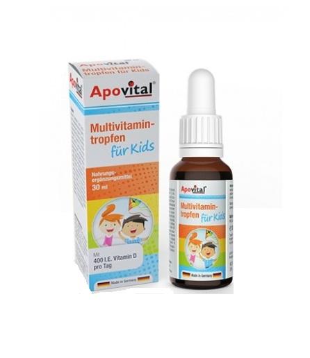 قطره مولتی ویتامین آپوویتال