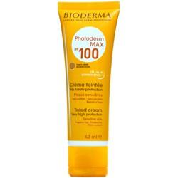 کرم ضد آفتاب فتودرم مکس بایودرما SPF100 ( بی رنگ )