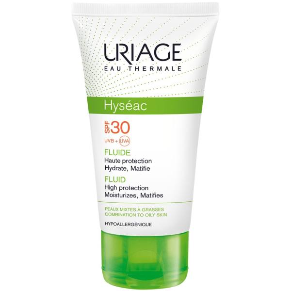 کرم ضد آفتاب اوریاژ سری Hyseac با SPF30 حجم ۵۰ میلی لیتر