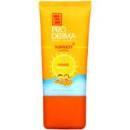 ضد آفتاب مخصوص کودکان پرودرما