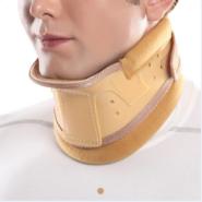 گردنبند طبی سخت چانه دار پاکسمن