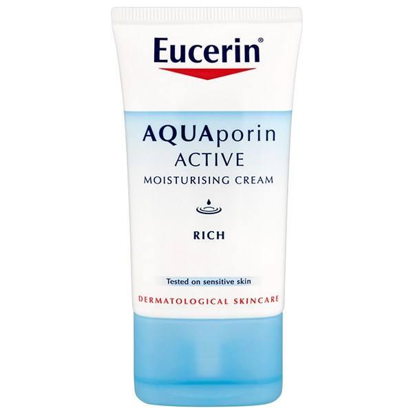 کرم مرطوب کننده روز اوسرین مدل Aquaporin Rich حجم ۴۰ میلی لیتر