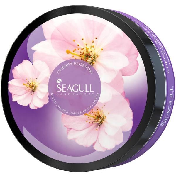 کرم مرطوب کننده و نرم کننده سی گل مدل Cherry Blossom حجم ۲۰۰ میلی لیتر