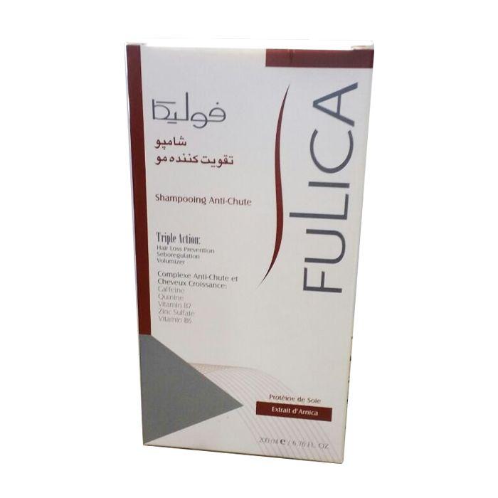 شامپو فولیکا تقویت کننده مو سر۲۰۰میل