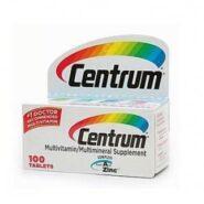 مولتی ویتامین سنتروم با لوتئین