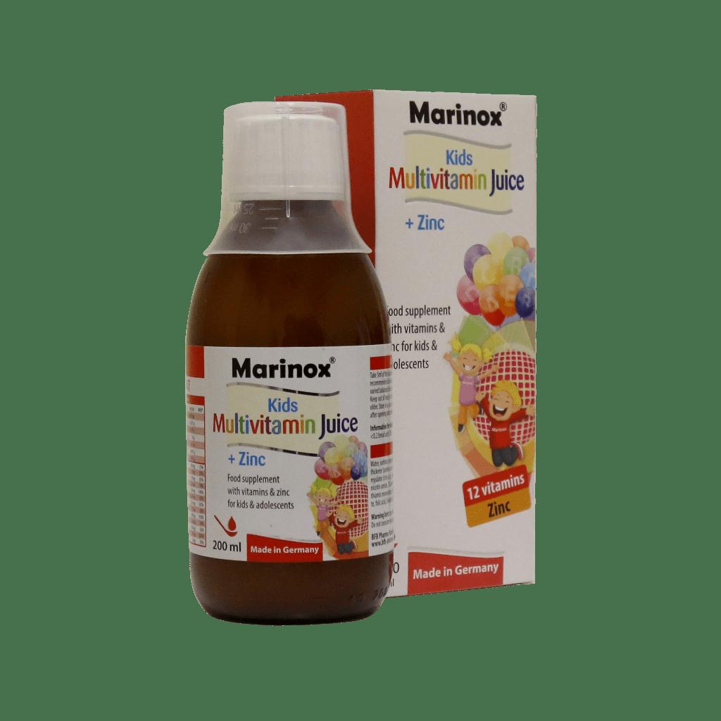 شربت مولتی ویتامین+روی کودکان -فردامارکت