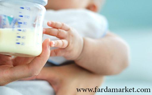 انواع شیرخشک برای وزن گیری نوزاد