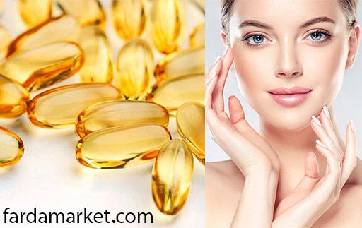 فواید ویتامین ای برای پوست
