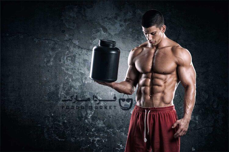 پرورش عضله ومکمل  گلوتامین