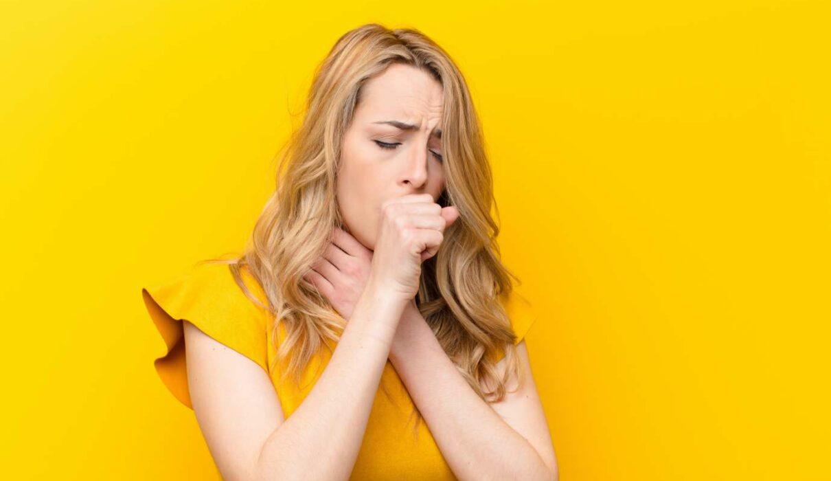 رد کولد درمان سرفه