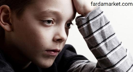 کودکان افسرده
